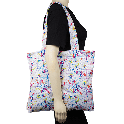 Smart Bottoms Tote Bag | Bend It