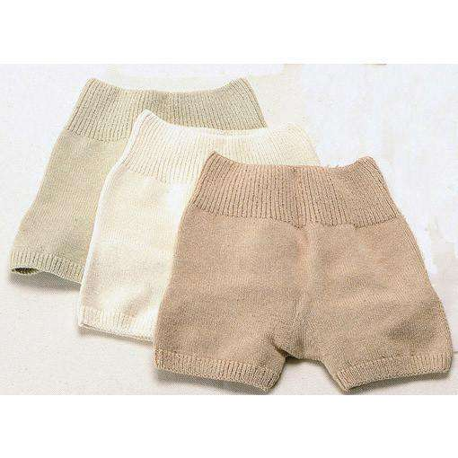 Sckoon | Organic Cotton Baby Seamless Tummy Pants Short