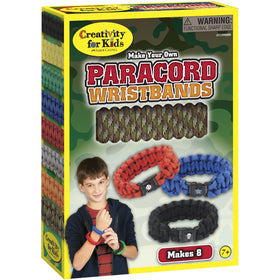 Creativity For Kids | Make Your Own Paracord Wristbands