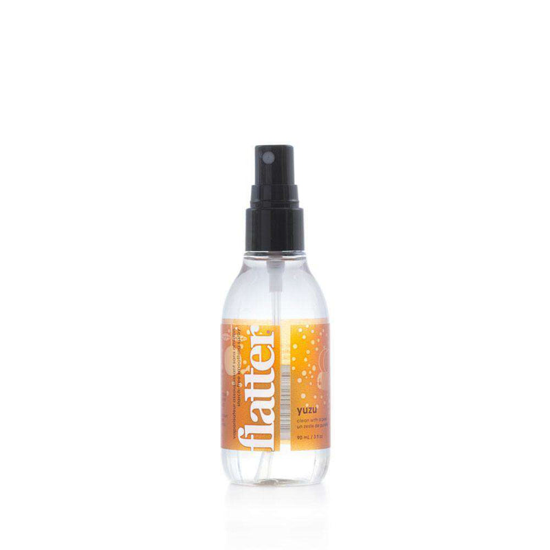 Soak Flatter Spray | Yuzu 3 fl oz Travel Bottle