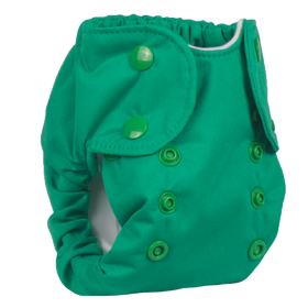 Smart Bottoms | Born Smart 2.0 ~ Basic Green