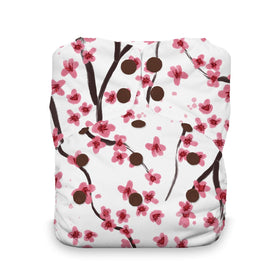 Thirsties Sakura ~ One Size All In Ones (8-40lbs)