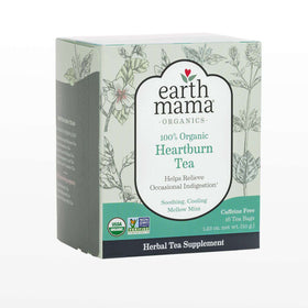 Earth Mama Angel Baby | Organic Heartburn Tea *expires 02/21