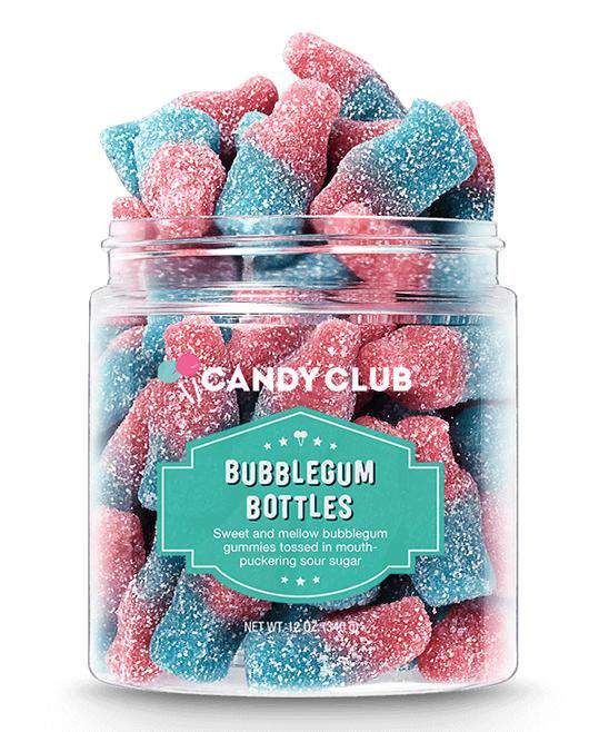 Candy Club ~ Bubblegum Bottles