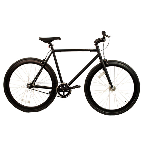 BIKE ALTAIR SOUTH STREET BLACK MEDIUM 1SP BRAKES *STORE PICK UP ONLY ASSEMBLED - LEGEND BIKES USA