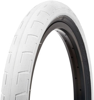 BSD Donnastreet Tire 20 x 2.4 White - LEGEND BIKES USA