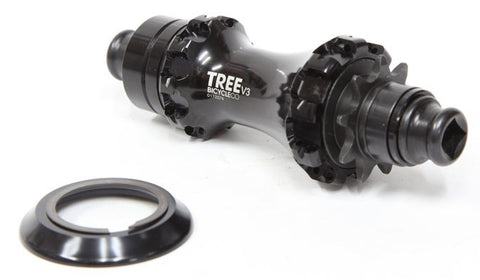 Tree Straight Pull Rear Hub V3 - LEGEND BIKES USA