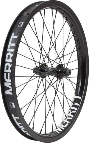 MERRITT BATTLE COMPLETE FRONT WHEEL - LEGEND BIKES USA