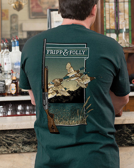 fripp and folly short sleeve tee shirts