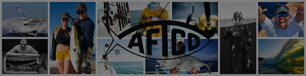 AFTCO products at Tide and Peak America's Outfitter