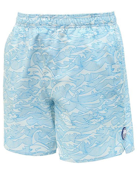 AFTCO Boatbar Swim Trunks