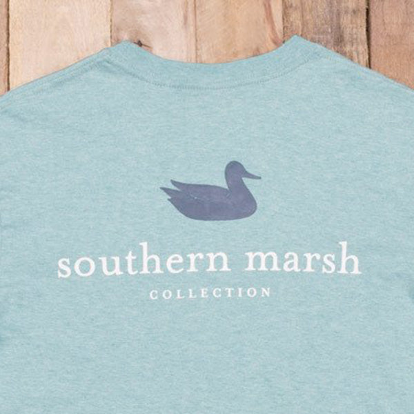 southern marsh long sleeve tee