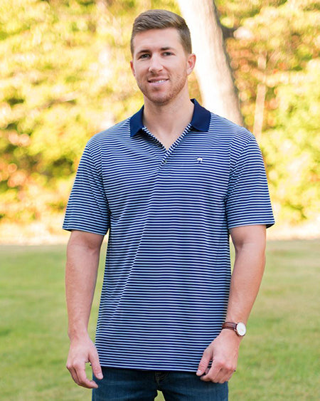 southern shirt co performance polo