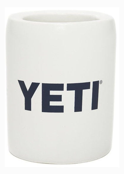 Coat of Arms Can Insulator in White by YETI