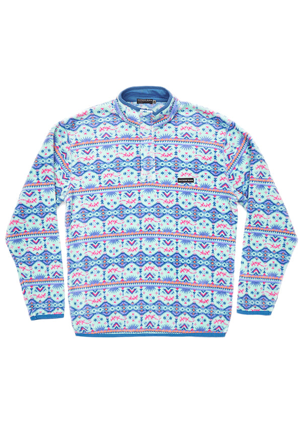 Dorado Fleece Pullover southern marsh