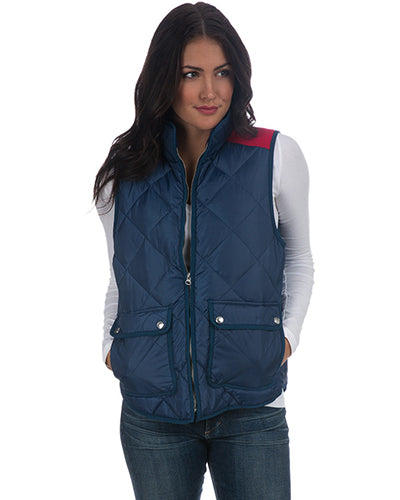 easton vest lauren james