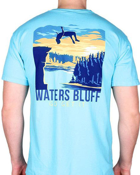 water bluff tee shirt