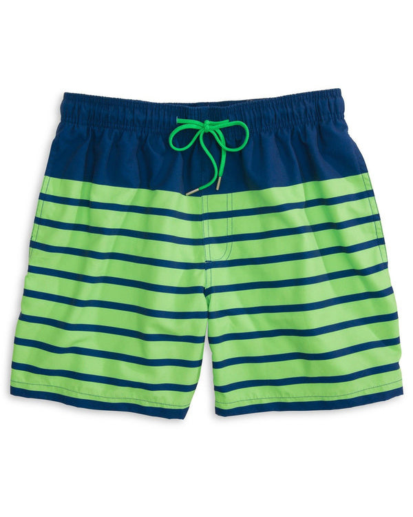 for shore swim trunks by southern tide