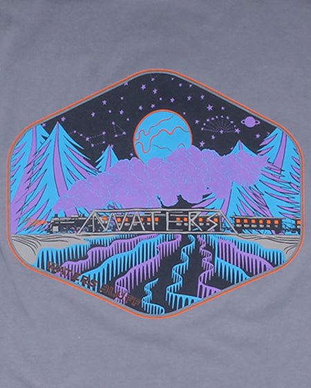 Limited Edition Night Train Long Sleeve Tee Waters Bluff