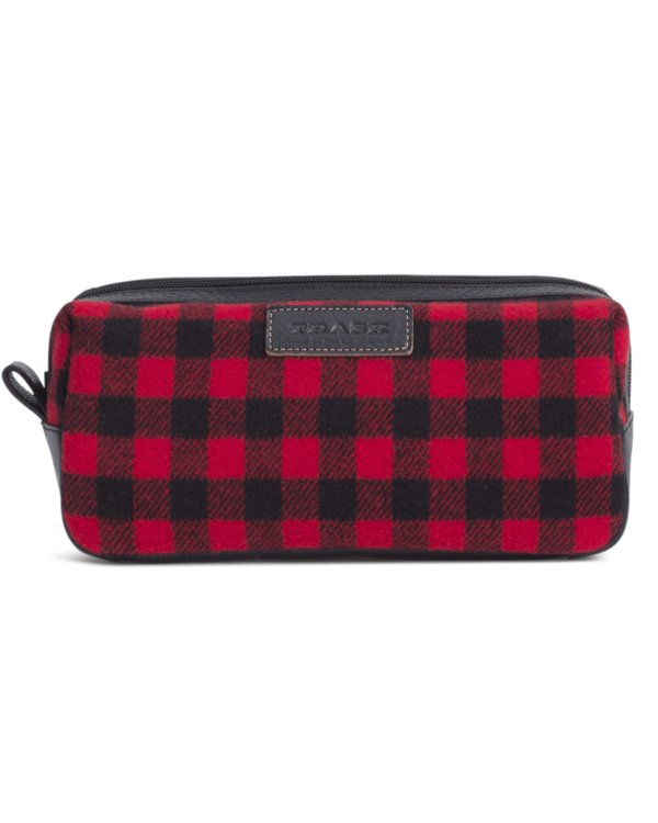 Jackson Italian Wool Toiletry Kit
