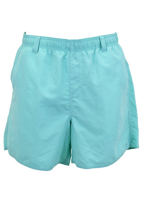 Manfish Swim Trunk in Mint Green by AFTCO