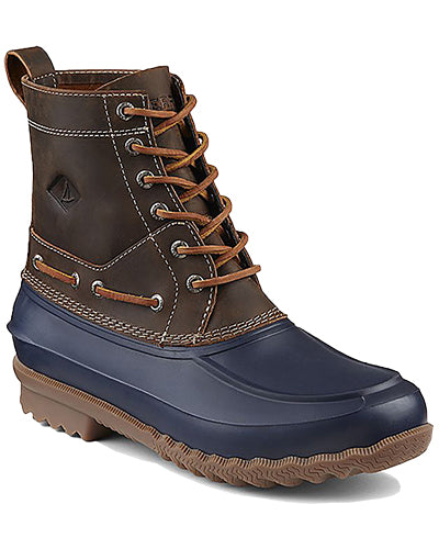 mens decoy duck boots sperry