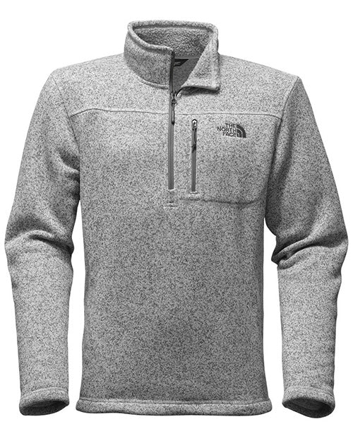 mens  gordon lyons quarter zip north face