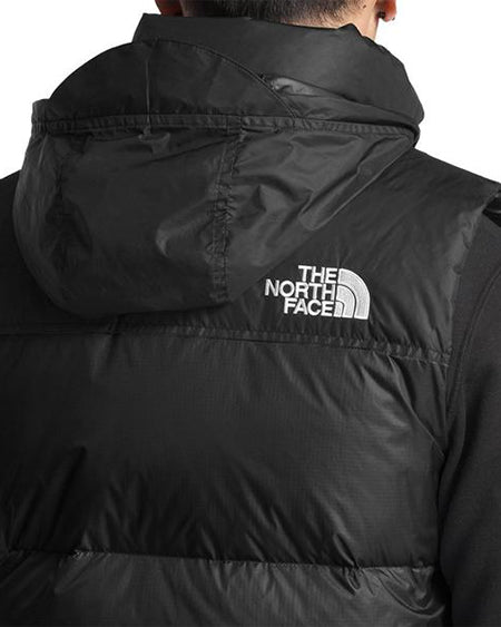 north face mens vest