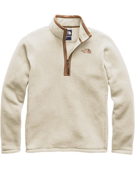 north face mens pullover