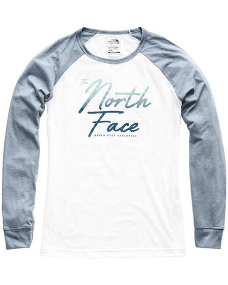 north face womens tee shirt
