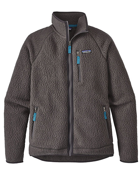 patagonia mens retro pile fleece jacket