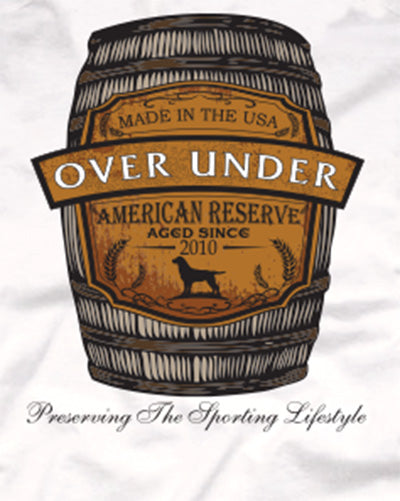 over under prohibition long sleeve tee