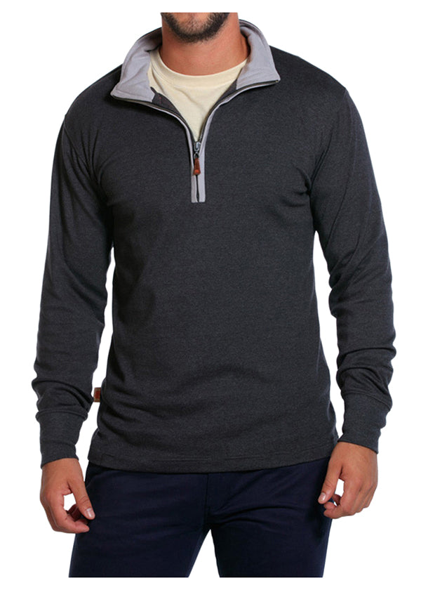 Puremeso Quarter Zip Pullover by The Normal Brand
