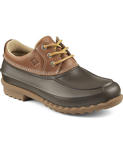 mens decoy low duck boots sperry