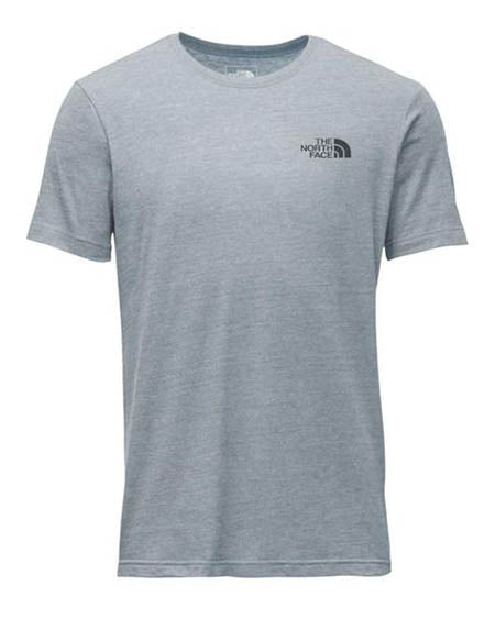 north face mens tee shirt