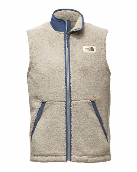 north face campshire vest