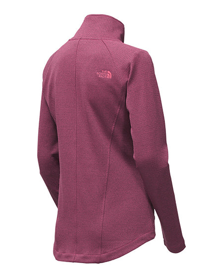 womens needit full zip pullover north face