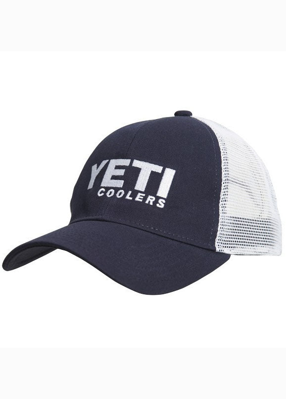 Trucker Hat in Navy by YETI
