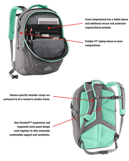 north face recon backback