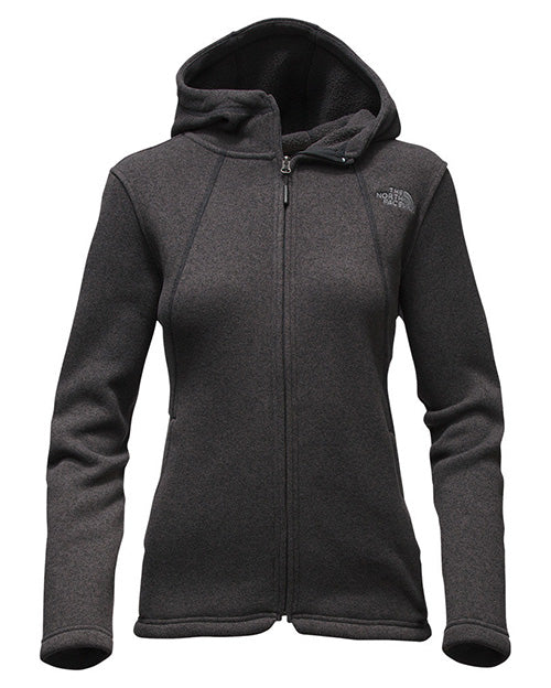 womens crescent hoodie north face