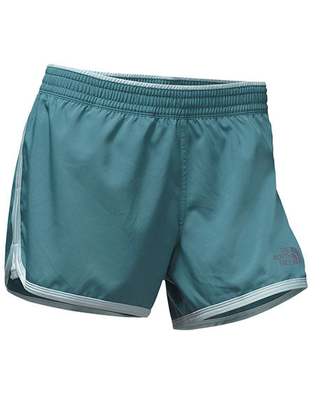 north face womens reflex core shorts