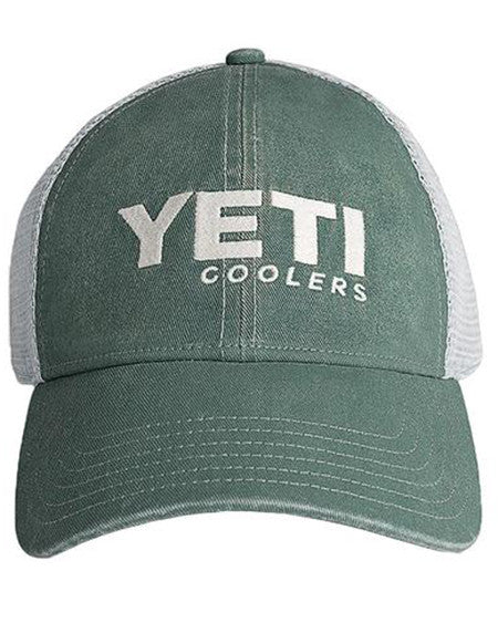 Trucker Hat in green by YETI