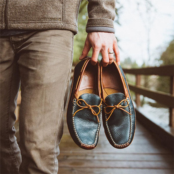 Drake Loafer by Trask