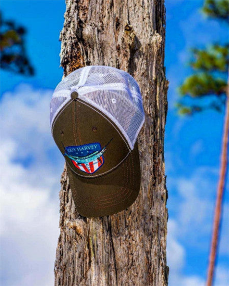 guy harvey glory hat