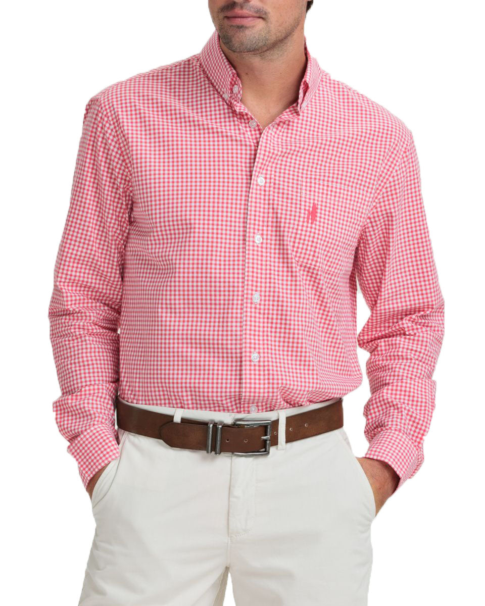 johnnie o button down