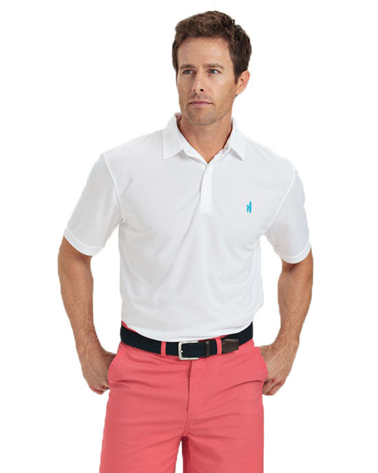 Johnnie O performance polo