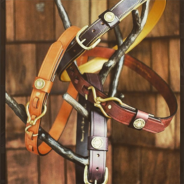 over under hoof pick belt