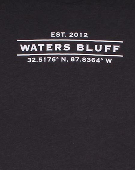 waters bluff coordinates long sleeve tee shirt