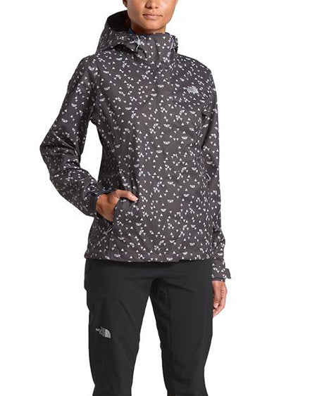 womens venture 2 printed jacket north face