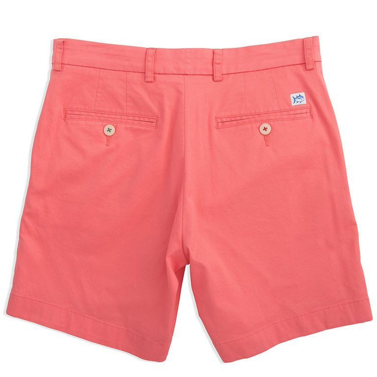 "Channel Marker Classic 7"" Summer Short in Coral Beach   - 1"